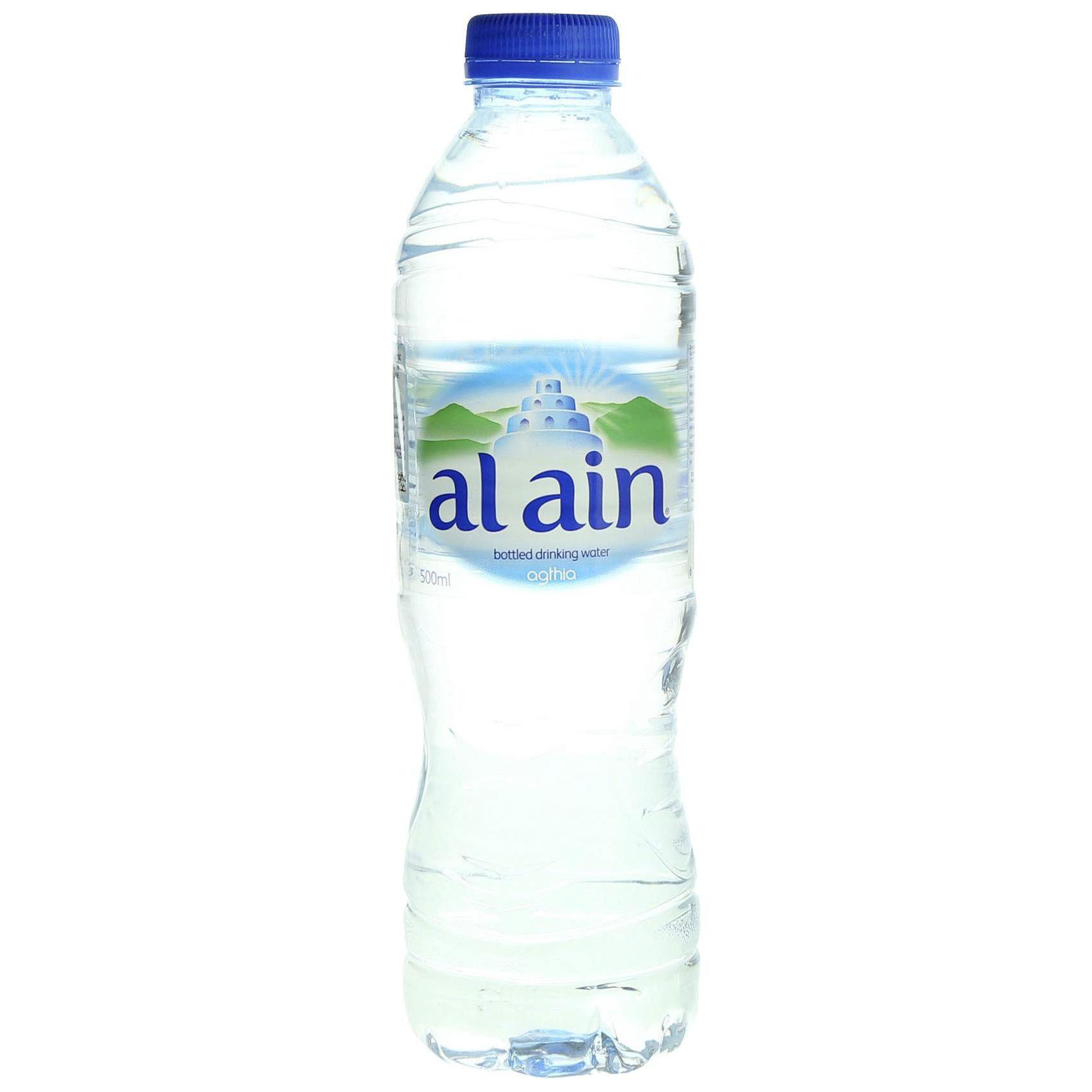 AL AIN MINERAL WATER 500ML