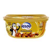 Igloo Ice Cream Butterscotch 1L