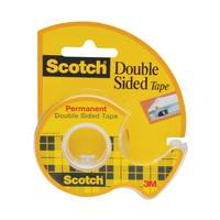 3M Scotch Double-Sided-Tape-with-Dispenser-Permanent