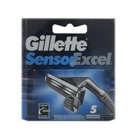 Gillette Sensor Excel Blades 5's