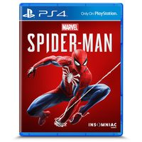 Sony PS4 Marvel's Spiderman