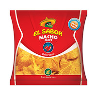 El Sabor Nacho Chips Chili 65GR