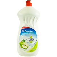 Carrefour Dishwashing Liquid Apple 1.5L