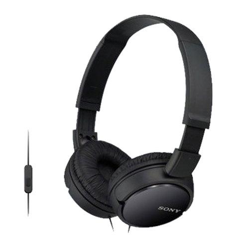 Sony-Headphone-MdR-ZX110AP-Black