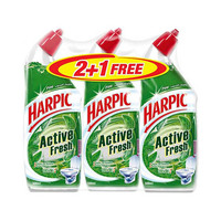 Harpic Active Fresh Liquid Toilet Cleaner Pine 750ML