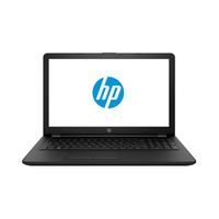 HP Notebook Computer 15-RB001NE AMD Dual-Core E2-9000E 15.6 Inch 4GB Ram Black
