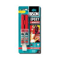 Bison Epoxy 5 minutes 24ML