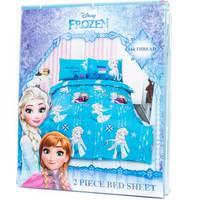 Frozen Bed Sheet 2pc Set
