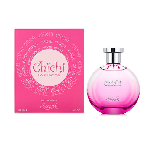 Buy Sapil Chichi Eau De Toilette 100ml Online Shop Sapil On