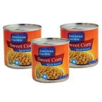 أمريكان جاردن ذرة حلوة 425 غرام 3 حبات