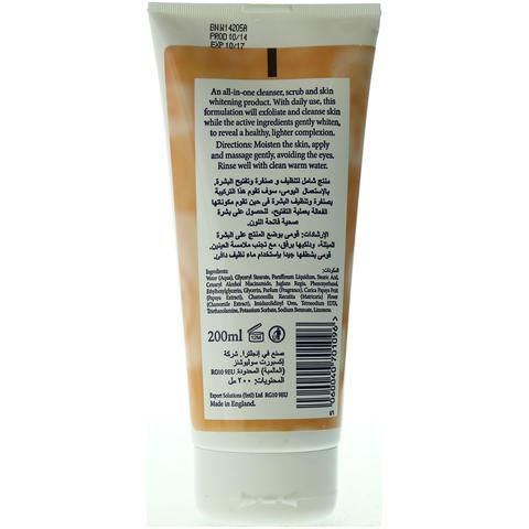 Bio-Skincare-Exfoliating-Papaya-Skin-Whitening-Scrub-200ml
