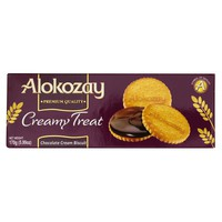 Alolozay Creamy Treat Chocolate Cream Biscuits 170g