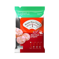 LIGHTFUL BROWN RICE CHIPS HCP 60G