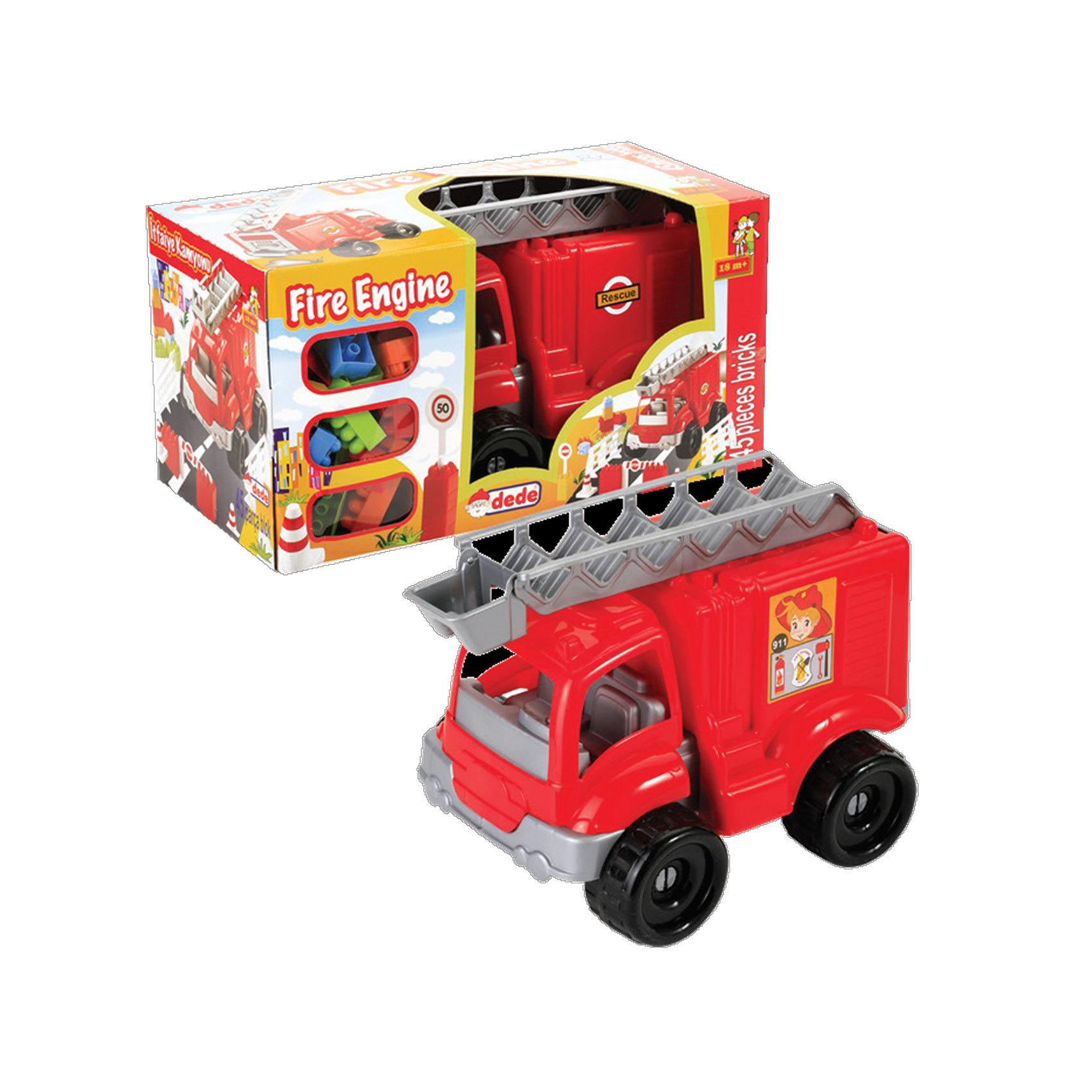 DEDE FIRE ENGINE-1436