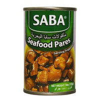 Saba Seafood Pares 155g