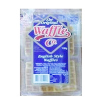 The Original Waffles English Style 130g