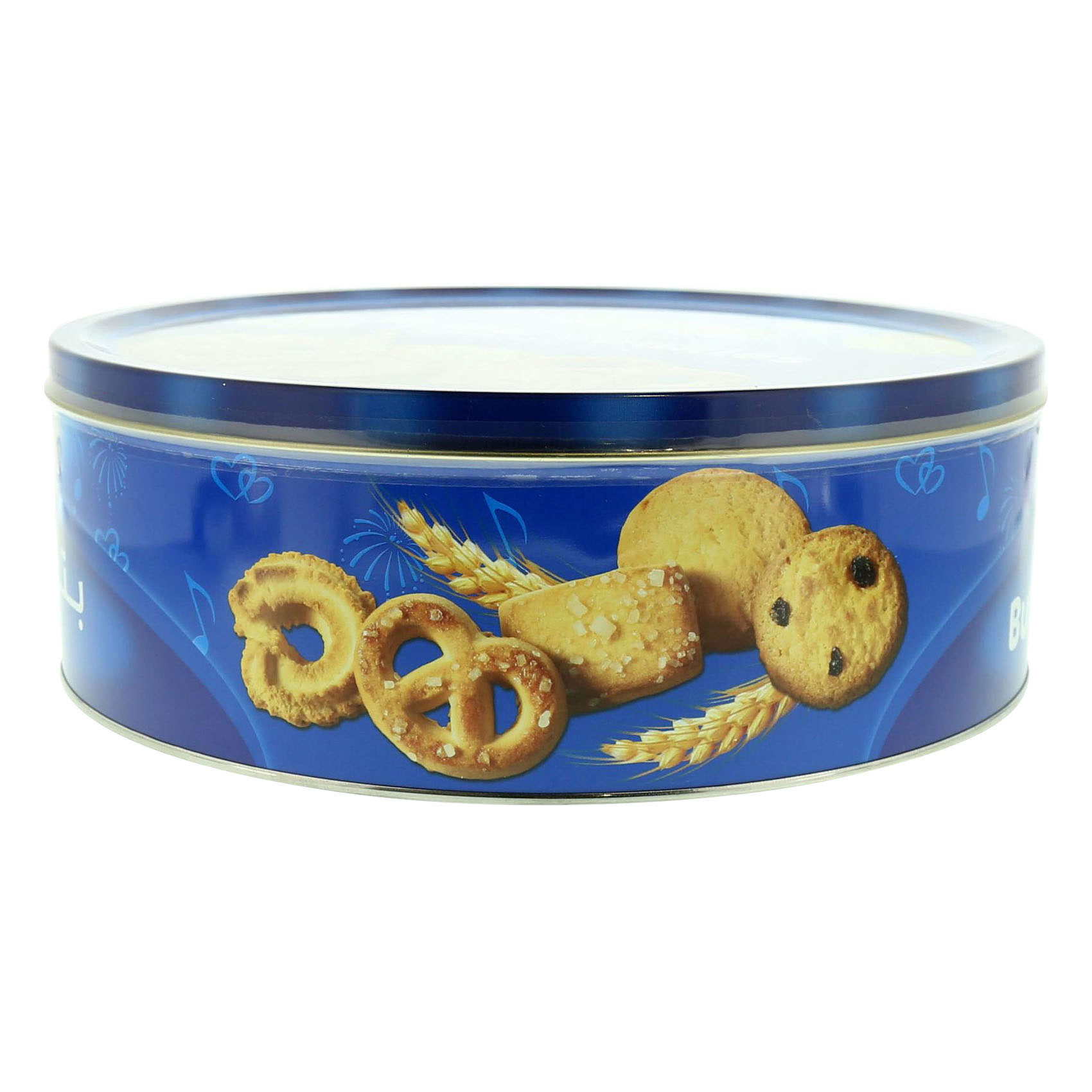 AMERICANA BUTTER COOKIES BLUE 908G