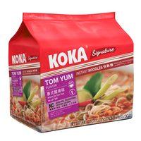 Koka Oriental Instant Noodles Tom Yum 85gx5