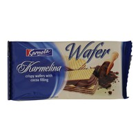 Karmela Karmelina Crispy Wafers With Cocoa Filling 65g