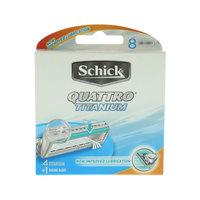 Schick Quattro Titanium Shaving 5 Blades