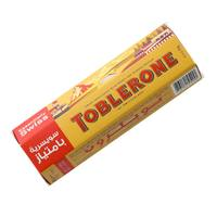 Toblerone Milk Chocolate Bar 50g x6