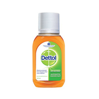 Dettol Antiseptic Disinfectant Liquid 125ML