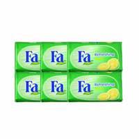 فا صابون ليمون 175 جرام ×5 +1 مجانا