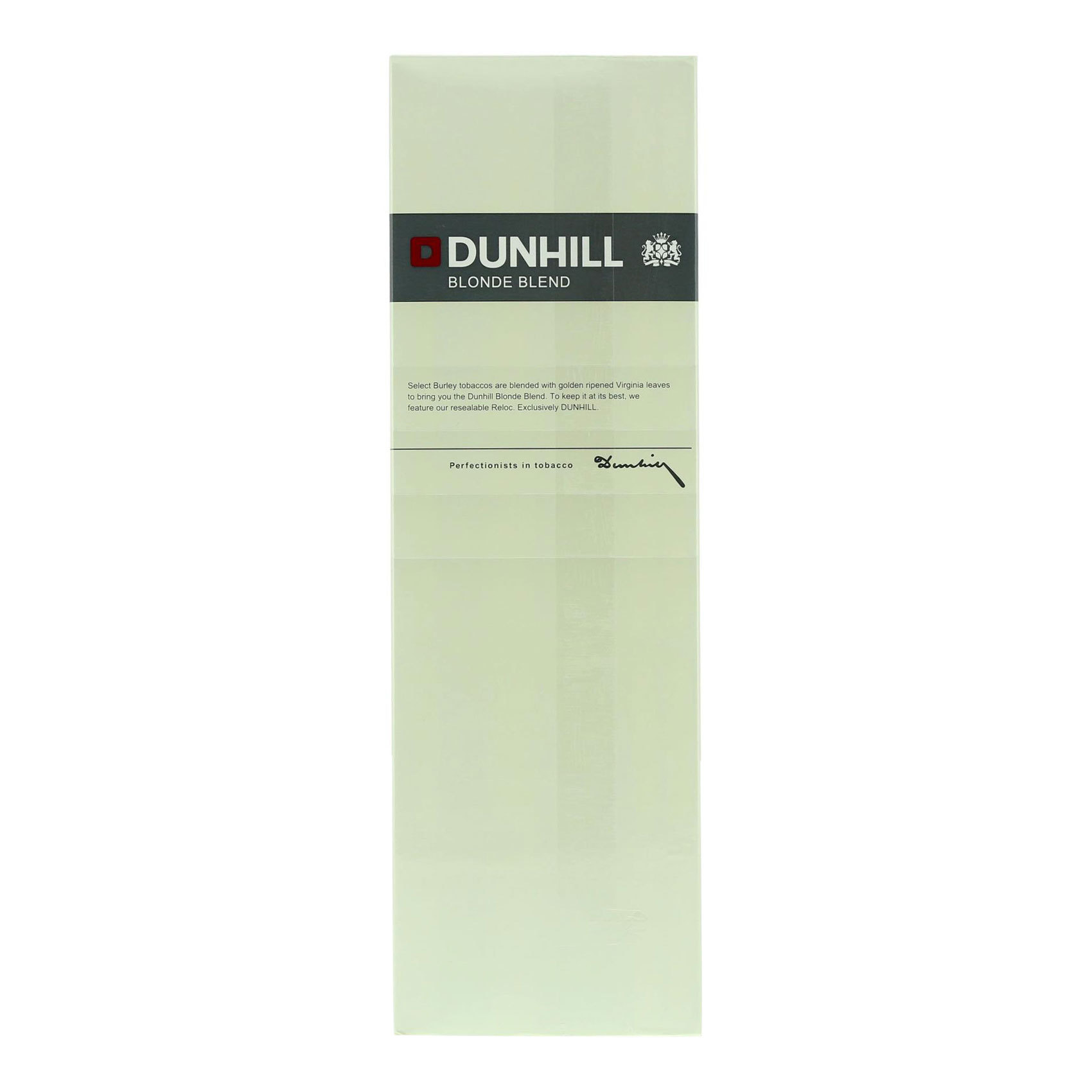 DUNHILL 1 MG WHITE 20X10