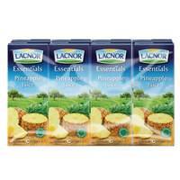 Lacnor Essentials Pineapple Juice 180mlx8