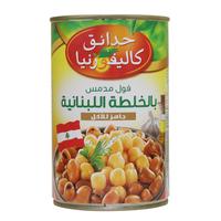 California Garden Fava Beans With Lebanese Recipe 450 g
