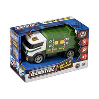 Teamsterz Small Light & Sound Garbage Truck