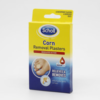 Scholl Corn Removal Plasters 8 Pieces