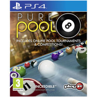 Sony PS4 Pure Pool