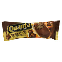 Quanta Ice Cream Triple Choc Premium Chocolate Ice Cream 100ml