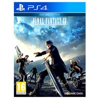 Sony PS4 Final Fantasy XV Day One Edition