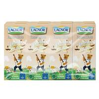 Lacnor Essentials Vanilla Flavoured Milk 180mlx8