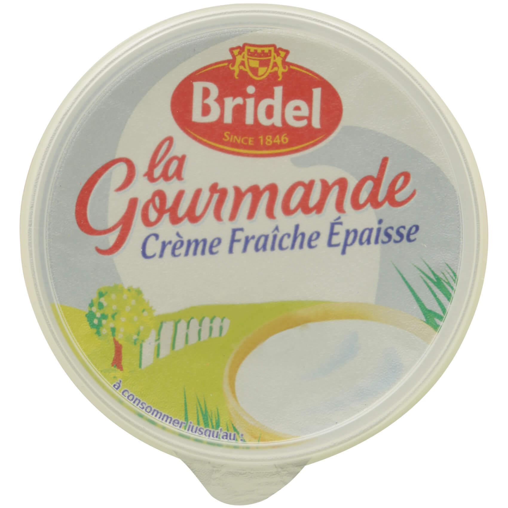 BRIDEL FRESH CREAM 30% 20CL