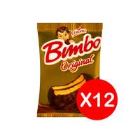 بيمبو بسكويت شوكو مغطى بالشوكو 1ق