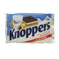 Storck Knoppers Milk Hazelnut Wafer 25 g