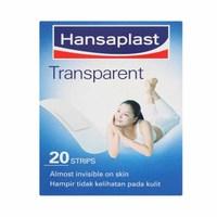 Hansaplast Plasters Transparent 20 Strips