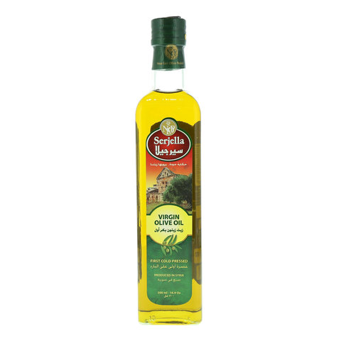 Serjella-Virgin-Olive-Oil-500ml