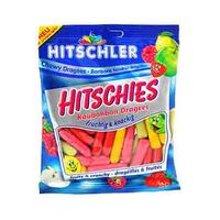Hitshler Hitschies Chewy Candy Fruit 125GR