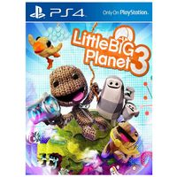 Sony PS4 Little Big Planet 3