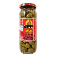 Figaro Stuff Green Olives Pim 340g