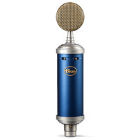 Blue Large-Diaphragm Studio Mic bluebird Silver