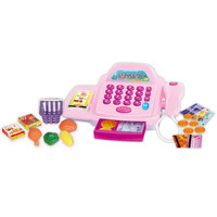 Cash Register With Battery Operated