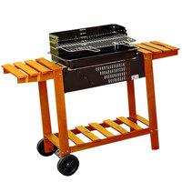 Somagic Milano Charcoal BBQ ( Delivered In 7 Business Days)