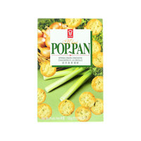 Garden Mini Pop Pan Spring Onion Crackers 100g