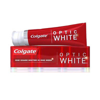Colgate Toothpaste Optic White 75ML X2 25% Off