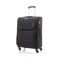 Kamiliant Soft Kojo Spinner Luggage Trolley Bag 69CM Black